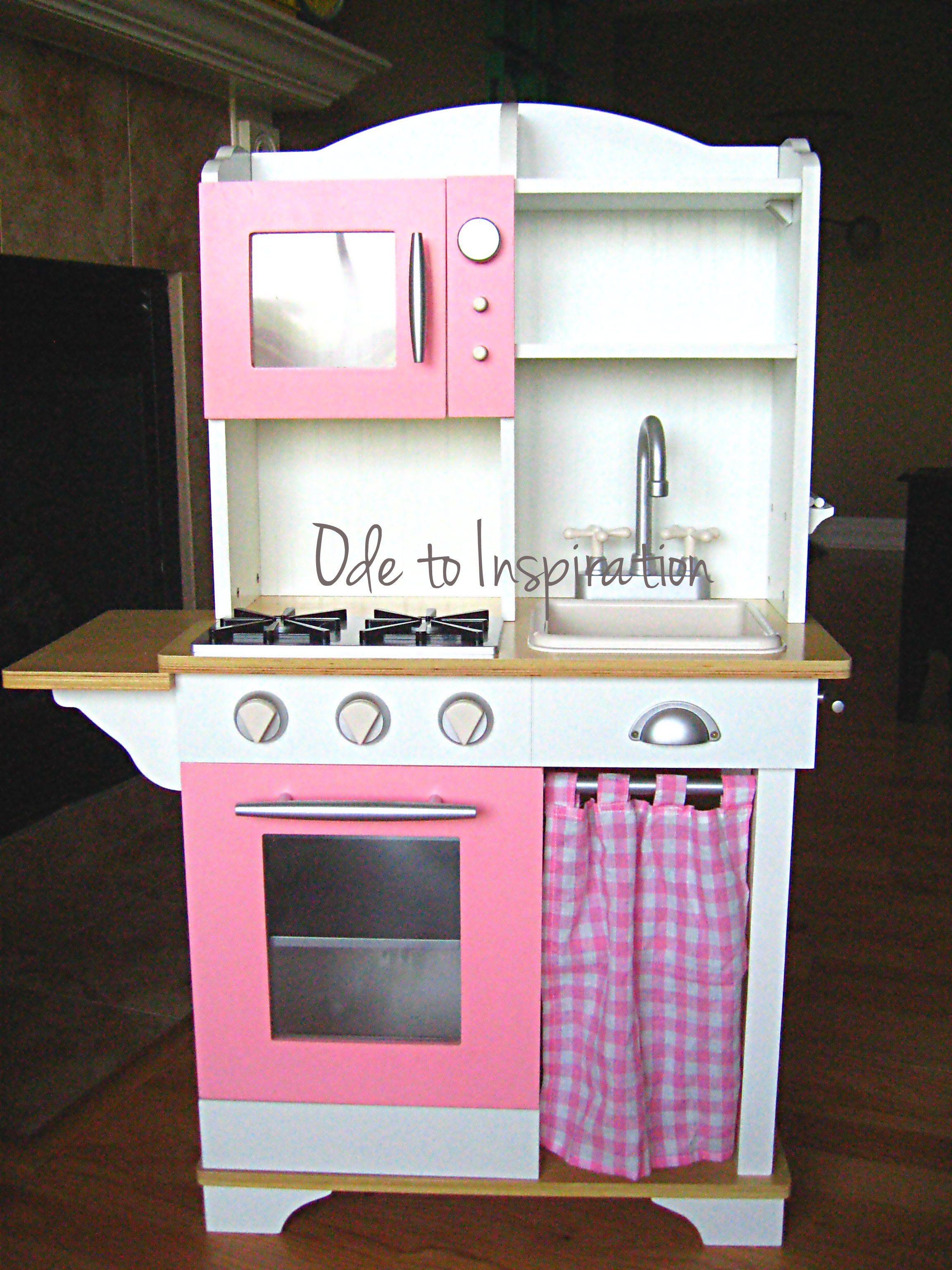 Homemade Play Kitchen Play Kitchen Home Decor And Interior Design